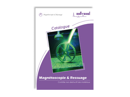 Catalogue magnétoscopie et ressuage